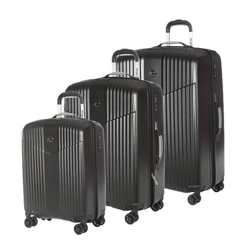 Комплект чемоданов Verage GM17072W 19/24/28 BLACK