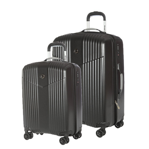 Комплект чемоданов Verage GM17072W 19/24 BLACK