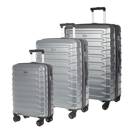 Комплект чемоданов Verage GM17106W 19/25/29 GREY