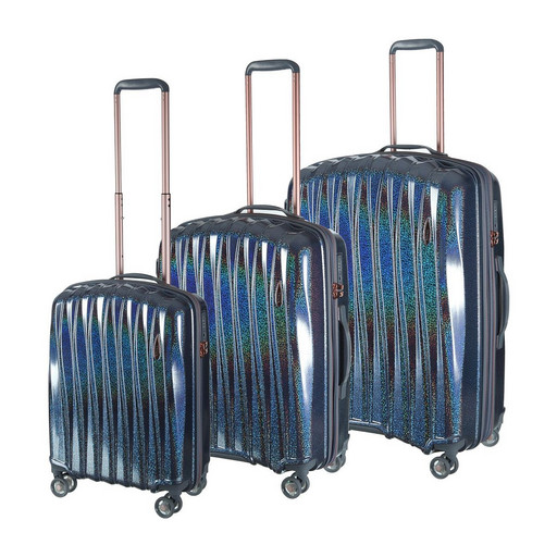 Комплект чемоданов Verage GM18088W 19/24/28 BLUE
