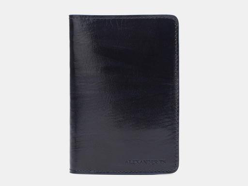 Обложка для паспорта Alexander TS PR006 Blue