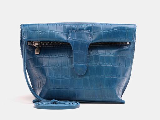 Женская сумка клатч Alexander TS KB002 Electric Croco