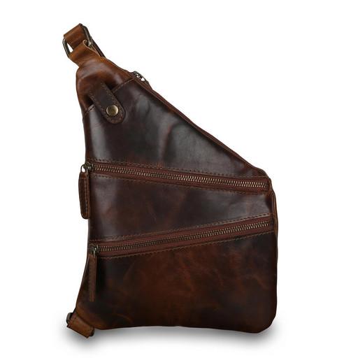 Рюкзак ASHWOOD LEATHER MARC COPPER BROWN