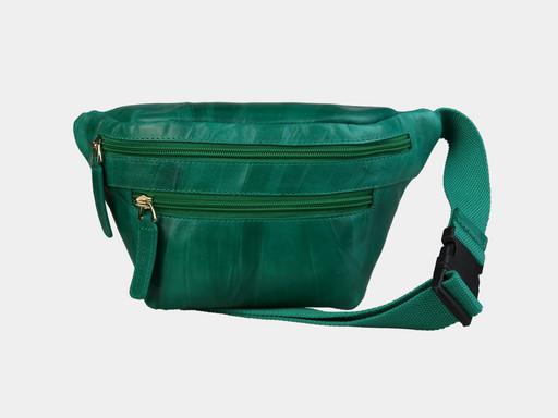 Женская сумка на поясе Alexander TS KB0015 Green
