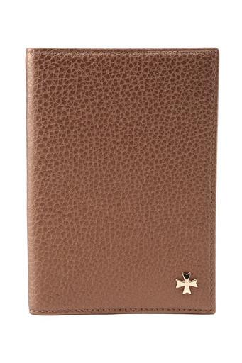 Обложка для паспорта NarVin 9155 N.Polo Bronze