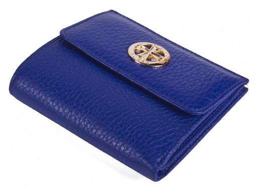 Кошелек женский NarVin 9566 N.Polo Ultra Blue
