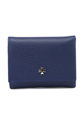Кошелек женский NarVin 9568 N.Polo D.Blue