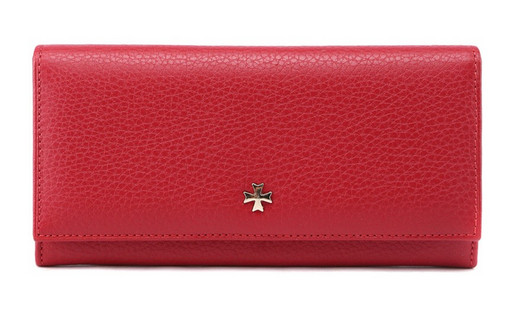 Кошелек женский NarVin 9574 N.Polo Red