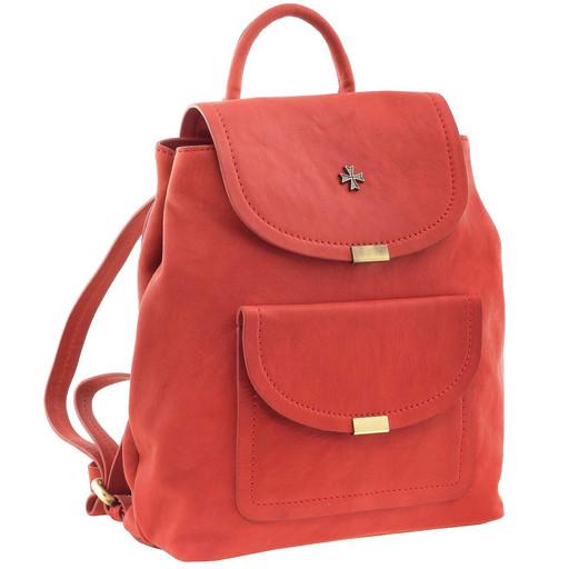 Рюкзак женский NarVin 9940 N.Gottier Red