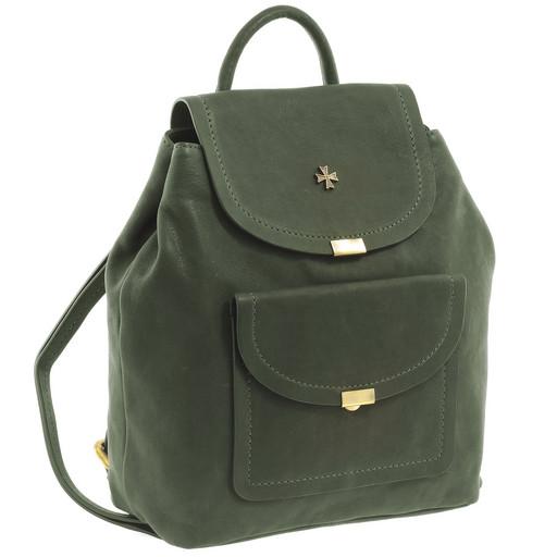 Рюкзак женский NarVin 9940 N.Gottier Green