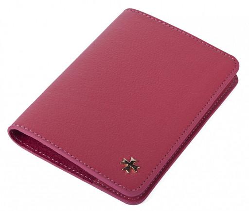 Обложка для паспорта NarVin 9148 Polo Coral