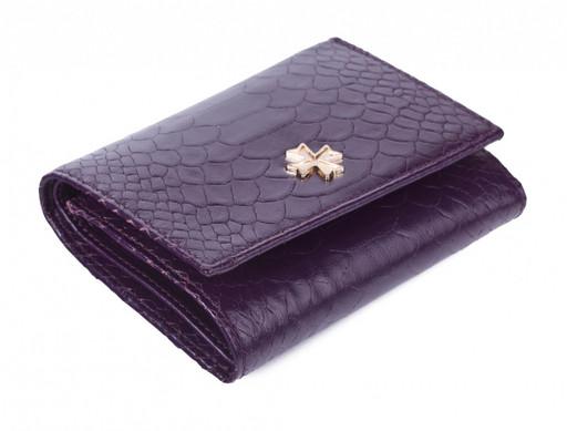 Кошелек женский NarVin 9568 N.Anaconda Purple