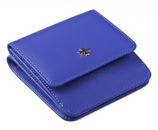 Кошелек женский NarVin 9562-N.Polo Royal Blue