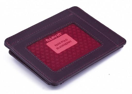 Обложка для автодокументов NarVin 9105 N.Polo Blackberry