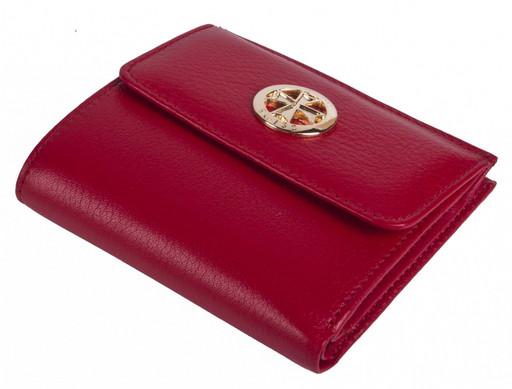 Кошелек женский NarVin  9566 N.Polo Red