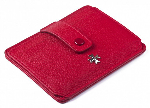 Обложка для автодокументов NarVin 9105 N.Polo Red