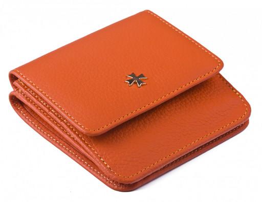 Кошелек женский NarVin 9562 N.Polo Orange