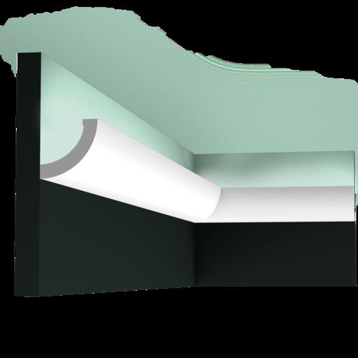 Лепнина ORAC Decor C362 Карниз Curve