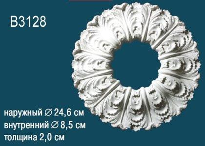 Лепнина Perfect B3128 Розетка потолочная