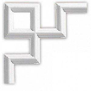 Угол декоративный Decomaster 97012-4