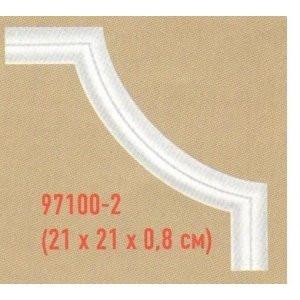 Угол декоративный Decomaster 97100-2