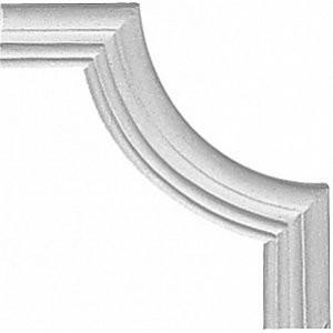 Угол декоративный Decomaster 97154-2