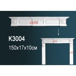 Лепнина Перфект Камин K3004