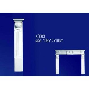Лепнина Перфект Камин K3003