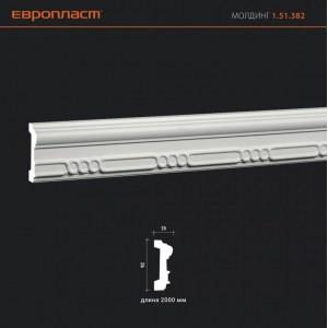 ЕВРОПЛАСТ МОЛДИНГ 1.51.382