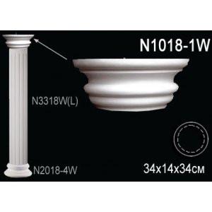 Лепнина Перфект Колона N1018-1W