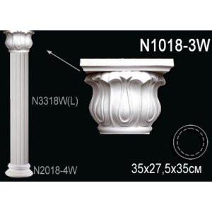 Лепнина Перфект Колона N1018-3W