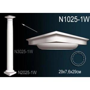 Лепнина Перфект Колона N1025-1W