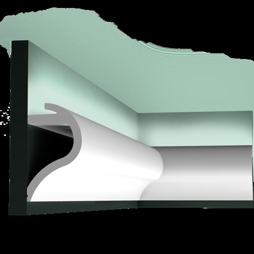 Лепнина ORAC Decor C364 Карниз Wave