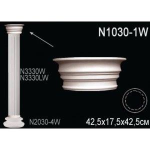 Лепнина Перфект Колона N1030-1W