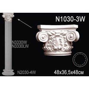 Лепнина Перфект Колона N1030-3W
