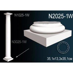 Лепнина Перфект Колона N2025-1W