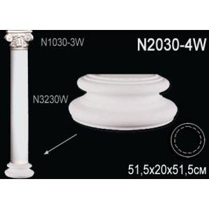 Лепнина Перфект Колона N2030-4W