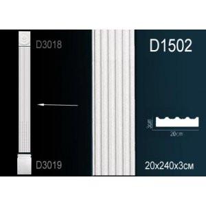 Пилястра D1502