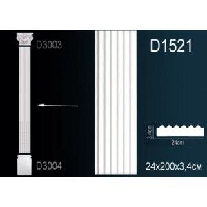 Пилястра D1521