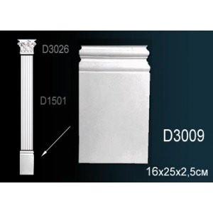 Пилястра D3009