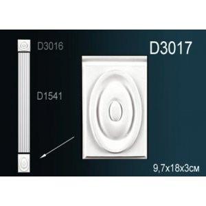 Пилястра D3017