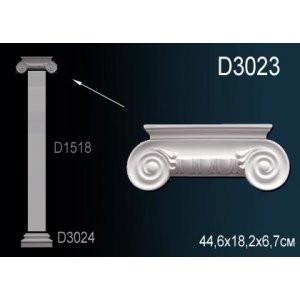 Пилястра D3023