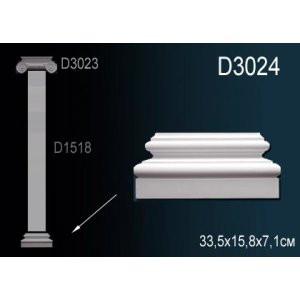 Пилястра D3024