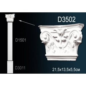 Пилястра D3502