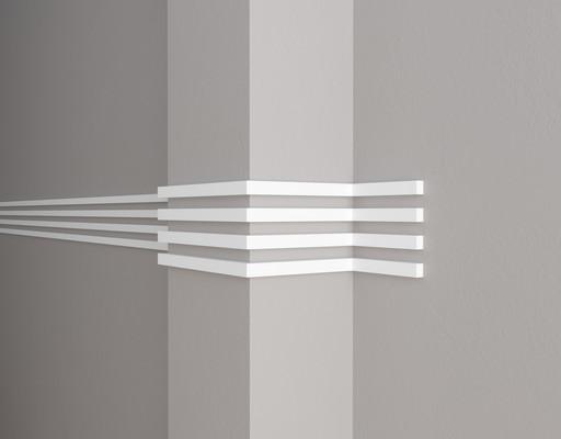 Молдинг Decor Dizayn DD610 (20*10 мм)