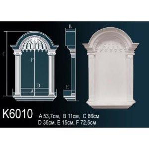 Лепнина Перфект Ниша K6010
