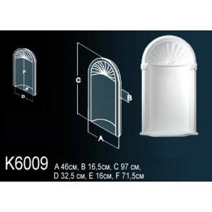 Лепнина Перфект Ниша K6009