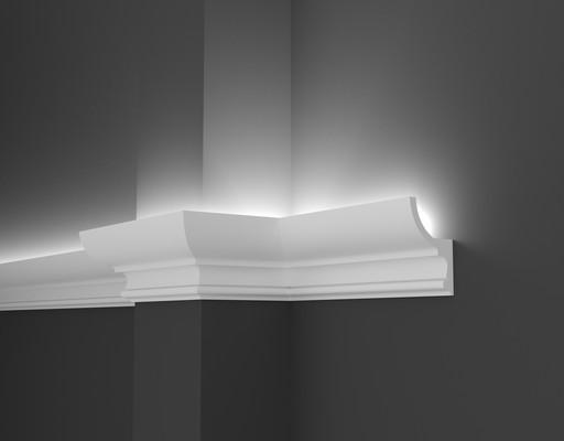 Карниз Decor Dizayn DD507 (100*55 мм)