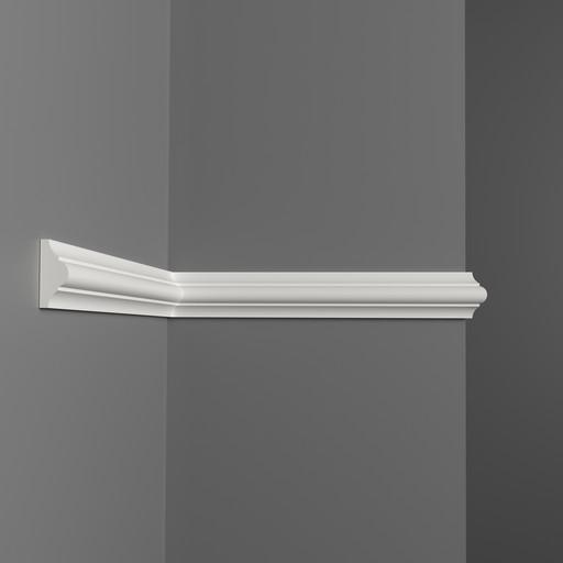 D002 Молдинг гладкий Decomaster (40*17 мм)