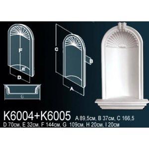 Лепнина Перфект Ниша k6004